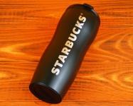 купить Термокружка Starbucks Shaped Black 355 мл цена, отзывы