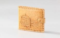 купить Кожаный Кошелек Желтая Символика цена, отзывы