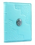 купить Кожаный Ежедневник Blue Diaman цена, отзывы