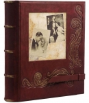 купить Кожаный Свадебный Фотоальбом Воспоминания цена, отзывы