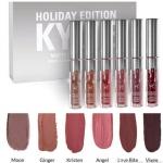 купить Набор матовых помадок Kylie holiday edition цена, отзывы