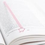 купить Закладка для книг Pink pig цена, отзывы