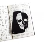 купить Закладка для книг Череп цена, отзывы