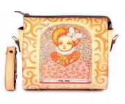 купить Кожаная Женская Сумка Infanta mini цена, отзывы
