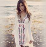 купить Пляжная накидка белая Ketrin цена, отзывы