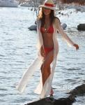купить Пляжная накидка в пол White lady цена, отзывы