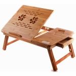 купить Бамбуковый столик для ноутбука Івон цена, отзывы