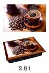 купить Поднос с подушкой Аромат кофе цена, отзывы