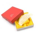 купить Гребень нефритовый в подарочной коробке 9см цена, отзывы
