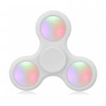 купить Спиннер с подсветкой LED светящийся Белый цена, отзывы