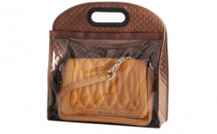 купить Чехол для сумки Коричневый 33х10х35 см цена, отзывы