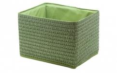 купить Короб Вязанка без крышки складной S Зеленый цена, отзывы
