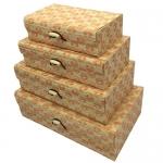 купить Шкатулка бамбуковая Фантазия 18х10,5 см цена, отзывы