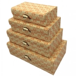 купить Шкатулка бамбуковая Фантазия 21х12,5 см цена, отзывы