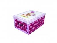 купить Короб для хранения Dominic 33х25х16см цена, отзывы
