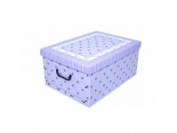 купить Короб для хранения Delia 51х37х24см цена, отзывы
