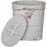 купить Корзина плетеная Розовое Сердце 36х24 см цена, отзывы