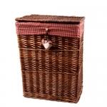 купить Корзина плетеная Сердечко 37х27 см цена, отзывы