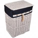 купить Корзина плетеная Морской Домик 37х27 см цена, отзывы