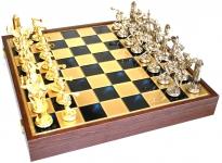 купить Шахматы Manopoulos Древний Рим 54х54 см цена, отзывы