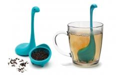 купить Заварник для чая Несси голубой цена, отзывы