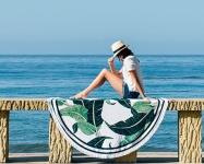 купить Пляжный коврик Листья цена, отзывы