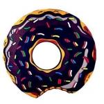 купить Пляжный коврик Donut brown цена, отзывы