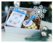 купить Подарочный набор Snowflakes цена, отзывы