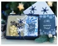 купить Подарочный набор Синий Иней цена, отзывы