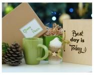 купить Подарочный набор Green & Peace цена, отзывы