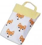 купить Кармашек для памперсов в детскую сумку Лисички цена, отзывы