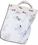 купить Кармашек для памперсов в детскую сумку Бантики цена, отзывы