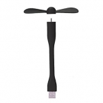 купить USB вентилятор для ноутбука и Powerbank black цена, отзывы