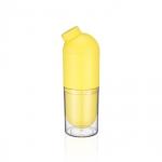 купить Бутылка для воды и стакан (Желтый) цена, отзывы