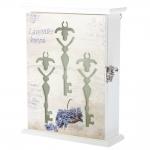 купить Деревянная ключница Lavender basket цена, отзывы