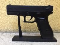 купить Пистолет - зажигалка Glock18 цена, отзывы