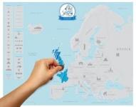 купить Скретч карта Европы  цена, отзывы
