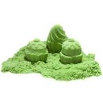 купить Кинетический песок зеленый 1кг цена, отзывы