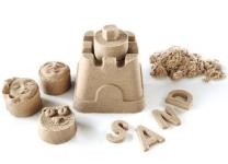 купить Кинетический песок коричневый 1кг цена, отзывы