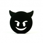 купить Портативная батарея Дьявол (Черный) цена, отзывы