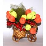 купить Букет из конфет Волшебный велосипед цена, отзывы