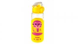 купить Бутылка с поилкой FUNKY MONKEY 4 Вида цена, отзывы