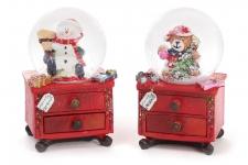 купить Водяной шар merry christmas 11.5 см цена, отзывы