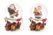 купить Водяной шар сладкий Дед мороз 6,5 см цена, отзывы