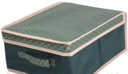 купить Короб для хранение вещей 30х40х16 Green цена, отзывы