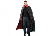 купить Карнавальный плащ Дракулы (черно-красный) цена, отзывы