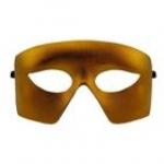 купить Венецианская маска Мистер Х (золото) цена, отзывы