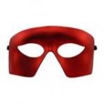 купить Венецианская маска Мистер Х (красная) цена, отзывы