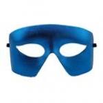 купить Венецианская маска Мистер Х (синяя) цена, отзывы