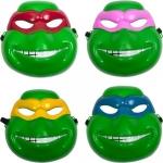 купить Карнавальная маска Черепашка Ниндзя цена, отзывы